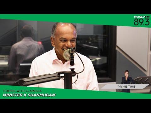 Xxx Mp4 Coffee With Claressa Minister K Shanmugam 3gp Sex