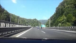 Izin Yolu 2013 Bolu tunelleri (Hollanda-Aksaray/Ortaköy)