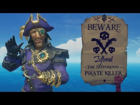 Sea of Thieves - The Bounty Hunter Mission!
