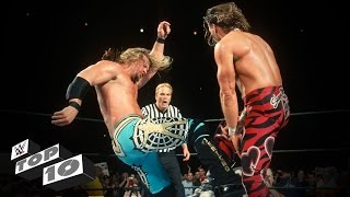 Chris Jericho's Cruelest Attacks: WWE Top 10