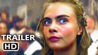 TULІP FЕVER Official Trailer (2017) Cara Delevingne, Alicia Vikаnder Drama Movie HD