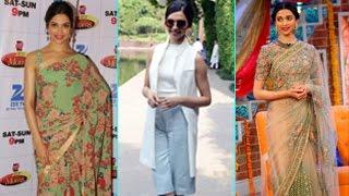 Deepika Padukone's 7 Different Fashion Styles