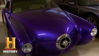 Counting Cars: Checking Out Frankenstude | History