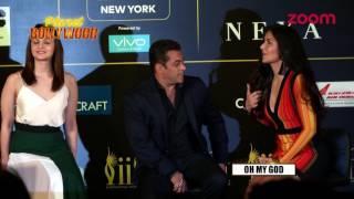 Salman Khan Turns Concerned For Katrina Kaif