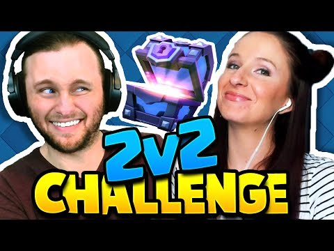 Xxx Mp4 Clash Royale OWNING FACE IN THE 2v2 CHALLENGE Silly Decks 3gp Sex