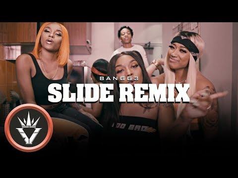 Bangg 3 ft. Goldie - Slide Remix