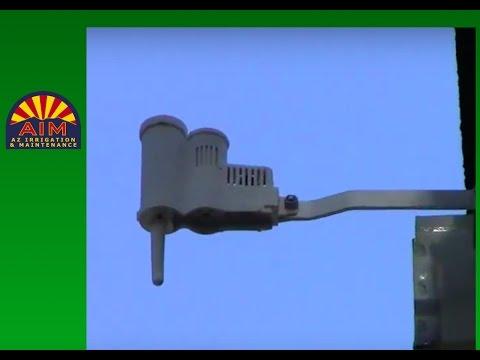 Hunter Mini Clik Wireless Rain Sensor