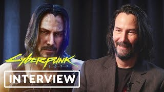 Keanu Reeves Talks About What