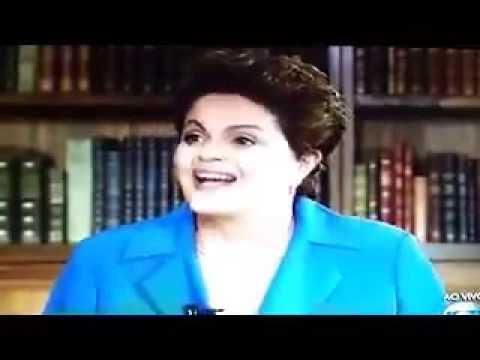 William Bonner Humilha Dilma ao vivo.