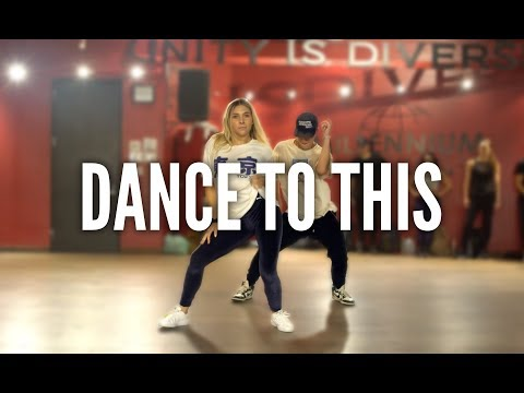 TROYE SIVAN feat. ARIANA GRANDE - Dance To This | Kyle Hanagami Choreography