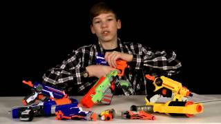 Nerf Pistols Comparison - Which Should I Get?