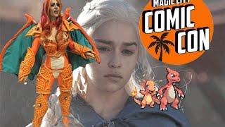 Magic City Comic Con 2016 Vlog w/ AZZYLAND