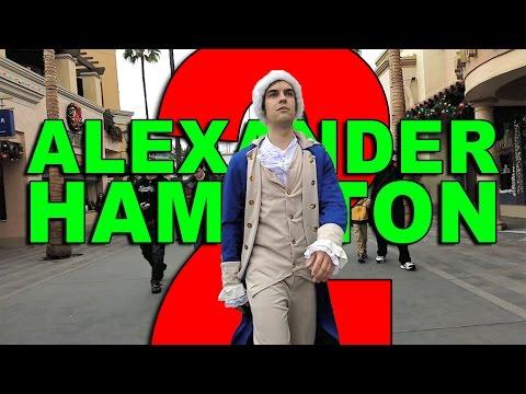 ALEXANDER HAMILTON 2 YIAY 300