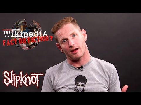Xxx Mp4 Slipknot 39 S Corey Taylor Wikipedia Fact Or Fiction Part 1 3gp Sex