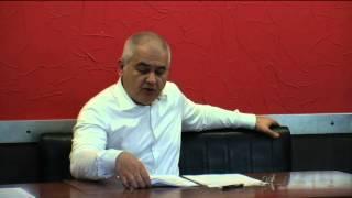 Viktor Dedaj sur les médias et la mal-information (1/2 : conférence)