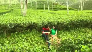 Bangla New Song 2015   Valobashi Bolbo By Kazi Shuvo & Sharalipi Official Music Video   YouTubevia t