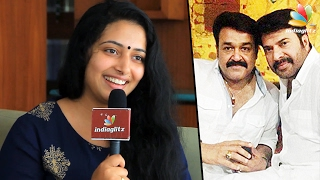I am ready to do even a small role in Mohanlal and Mammootty Movies - Anu Sithara Interview   Fukri