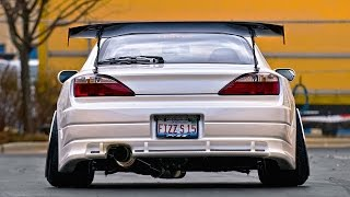 Ultimate Nissan Silvia S15 Sound Compilation