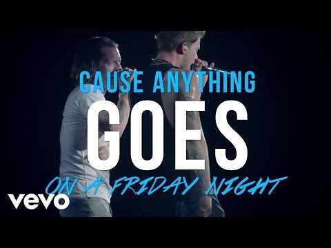 Florida Georgia Line - Anything Goes (Lyric Video)