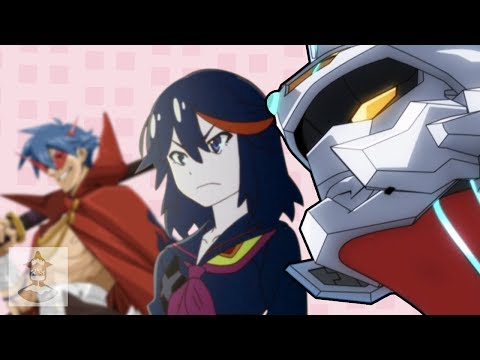 Xxx Mp4 SSSS Gridman Studio Trigger At Its Finest Get In The Robot 3gp Sex