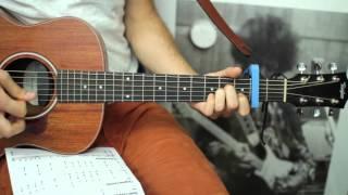 ► Wake Me Up - Avicii - Guitar Lesson ✎ FREE Tab