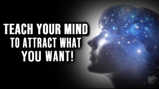 How to Reset Your Internal Programs to Attract What You Want - With Law of Attraction Exercises