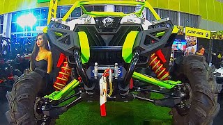 CAN-AM, ATV, BAGI, Mud Trucks, 2015 new model, 1000cc, Can-am spyder video review