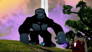 LEGO Batman 3: Beyond Gotham - Gorilla Grodd Gameplay and Unlock Location