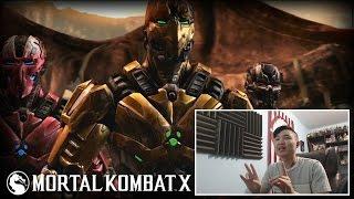 Mortal Kombat X - Kombat Pack 2 Gameplay Trailer! [unCAGEDgamez Reaction]
