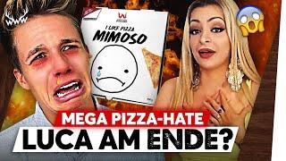 PIZZA-HATE macht Luca FERTIG! • Katja: (ENDLICH) SINGLE! | #WWW