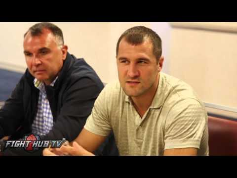Sergey Kovalev I understand why Canelo doesn t want to fight Golovkin who is not stupid