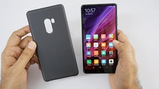 Mi Mix 2 Hands On & Overview - Best Looking Smartphone?