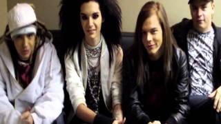 Tokio Hotel Valentine's Day Shout-out