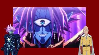 Saitama Meets Boros (Official English Dub)