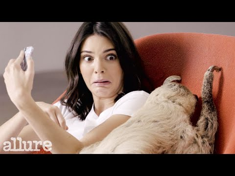 Kendall Jenner Tries 9 Things She s Never Tried Before Allure