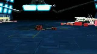 X-wing Alliance Cutscene: Kupalo Defects to the Dark Side