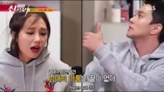 [VIETSUB]Khi em gái của bạn là..Jung Eunji =)))))