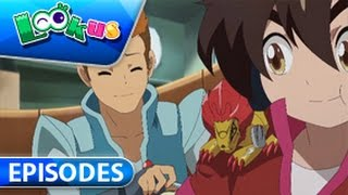 【Official】Zinba (English) - Episode 2