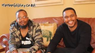 How Does One Get Signed To Ambitiouz Ent? B3nchmarq Explain