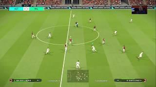 la mia prima volta #1 my Club Pes 2018 gol di tacco.