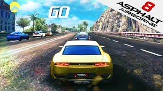 ASPHALT 8 | Lamborghini Estoque Gameplay (iOS/iPad Gameplay) Monaco | Asphalt 8: Airborne