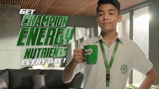 #ChampionEnergy Back to School | MILO | Nestlé PH