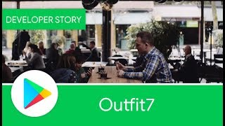 Android Developer Story: Outfit7 — Building an entertainment company with Google