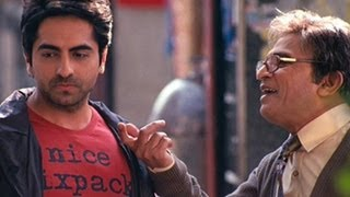 Ayushmann Khurrana gets convinced | Vicky Donor