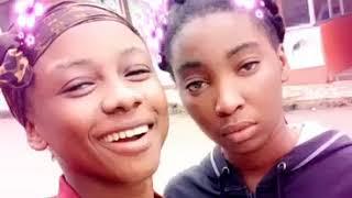 Ghanaian lesbian couple