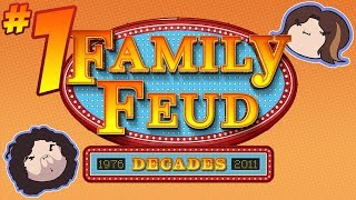 Family Feud Decades: Survey Turvy - PART 1 - Game Grumps VS