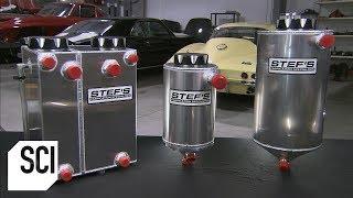 Race Car Oil Tanks | How It