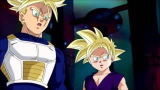 Dragon Ball Z - El Plan para Eradicar a los Super Saiyajines (Español Latino)