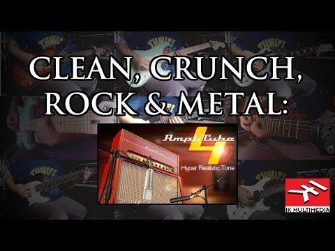 Xxx Mp4 Clean Crunch Rock Amp Metal Amplitube 4 3gp Sex