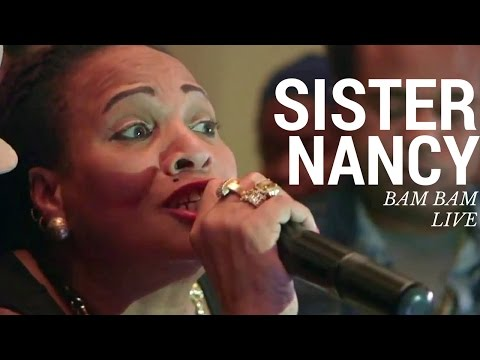 Download Sister Nancy - 'BAM BAM' Live Paterson, New Jersey 2017